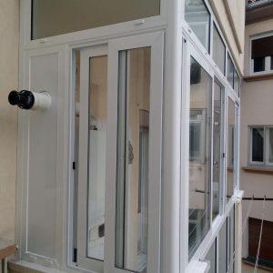 Balcon cerrado