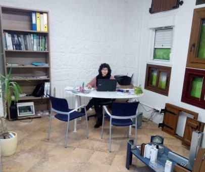Equipo de trabajo - Oficina en Pamplona