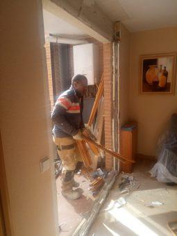 Montador de ventanas