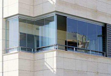 Balcon cerrado Vista